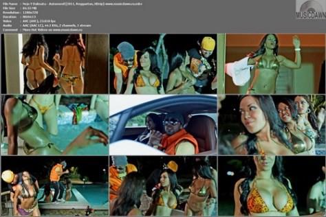 Nejo Y Dalmata - Automovil (2011, Reggaeton, HD 720p)