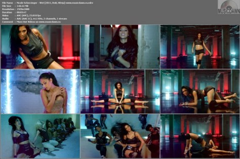 Nicole Scherzinger – Wet [2011, HD 1080p] Music Video