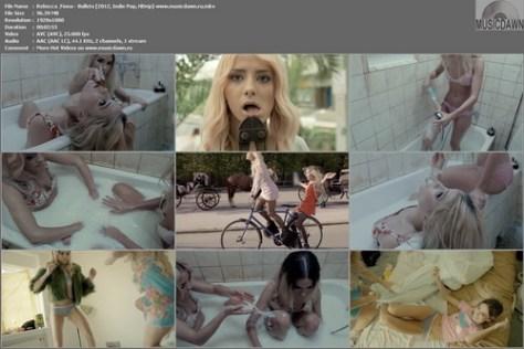 Rebecca & Fiona - Bullets (2012, Indie Pop, HD 1080p)