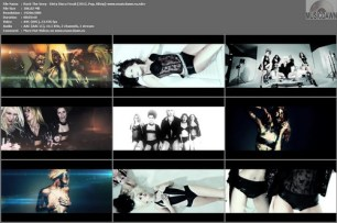 Rock The Sexy – Dirty Disco Freak [2012, HD 1080p] Music Video