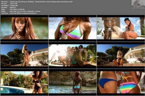 Sasha Lopez feat Broono & Ale Blake - Weekend (2011, House, HD 1080p)