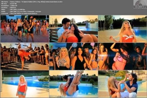 Sonia y Selena – Yo Quiero Bailar [2011, HD 720p] Music Video