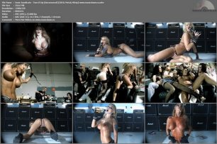 Sonic Syndicate – Turn It Up (Uncensored) [2010, HDrip] Music Video