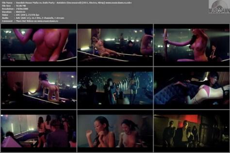 Swedish House Mafia vs. Knife Party - Antidote (Uncensored) {2011, Electro, HD 1080p}