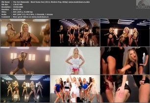 The Hot Diamonds – Need Some Sex [2012, HD 1080p] Music Video
