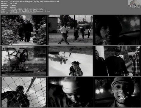 The Pharcyde – Passin' Me By [1993, Hip-Hop, DVD] Music Video (Re:Up)