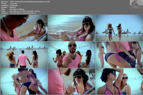 2Ton – Ku Rrin [2013, HD 1080p] Music Video