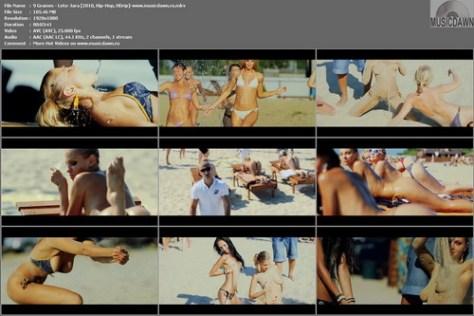 9 Грамм - Лето Жара | 9 Gramm - Leto Zhara [2010, HD 1080p]