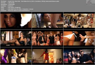 Arash Feat. Sean Paul – She Makes Me Go [2012, HD 1080p] Music Video