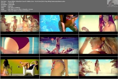 Bryan Wilson & Sebastian Crayn ft. Cidinho & Doca - Ra Pa Pam [2013, Pop, HD 1080p]