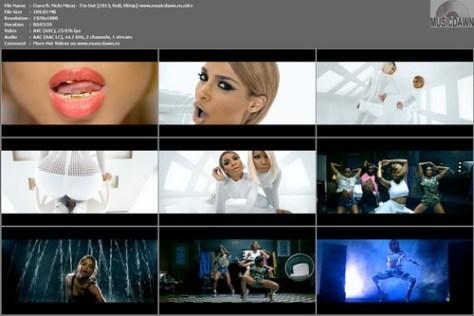 Ciara ft. Nicki Minaj - I'm Out [2013, RnB, HD 1080p]