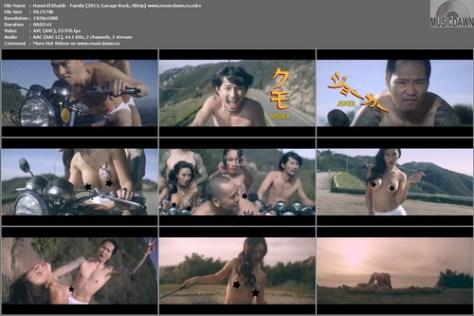 Hanni El Khatib - Family [2013, Garage Rock, HD 1080p]
