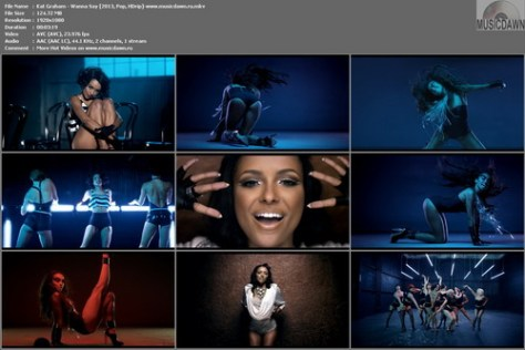 Kat Graham - Wanna Say [2013, Pop, HD 1080p]