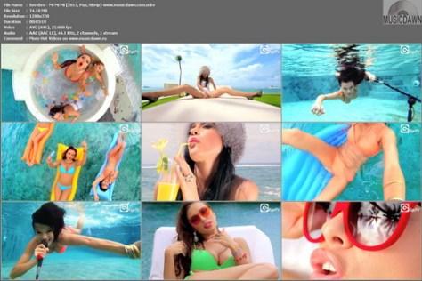 Serebro - Mi Mi Mi [2013, Pop, HD 720p]