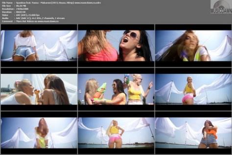 Spankox feat. Yunna - Makaroni [2013, House, HD 1080p]