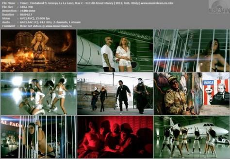 Timati & Timbaland ft. Grooya, La La Land, Max C - Not All About Money [2012, HD 1080p]