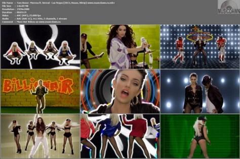 Tom Boxer & Morena ft. Sirreal – Las Vegus [2013, HD 1080p] Music Video