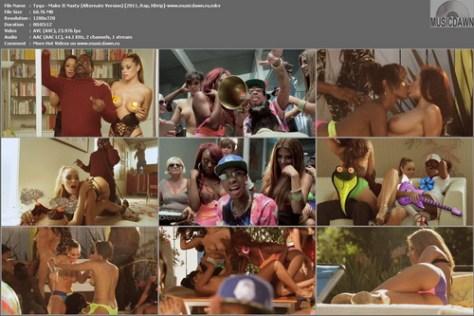 Tyga - Make It Nasty (Alternate Version) [2011, Rap, HD 720p]
