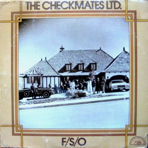 The Checkmates Ltd. - Chessboard Corporation FSO 1974 Cover Art