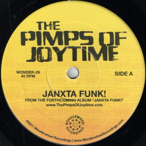 The Pimps of Joytime – Janxta Funk! [2012] Music Video