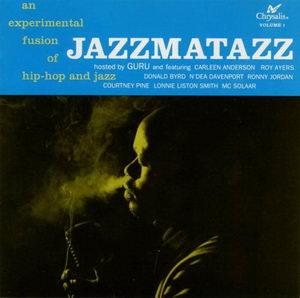 Guru – Jazzmatazz Volume 1 [Chrysalis] '1993