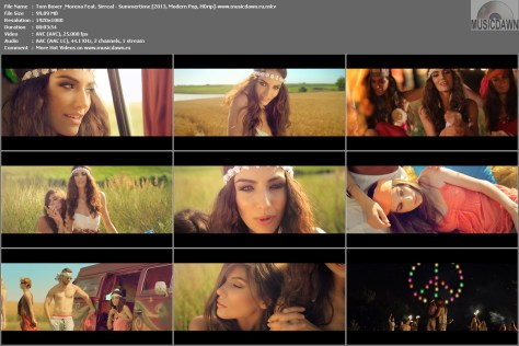 Tom Boxer & Morena Feat. Sirreal – Summertime [2013, HD 1080p] Music Video