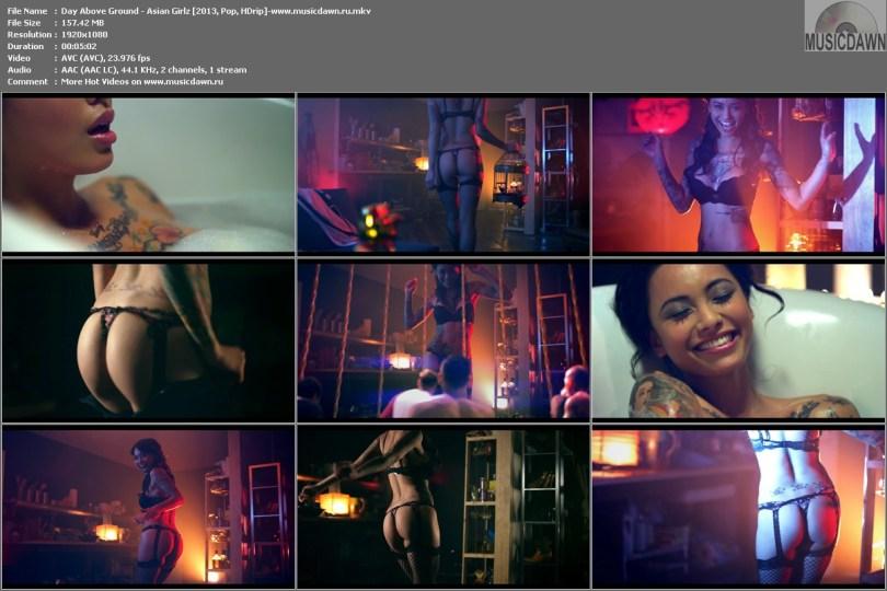 Day Above Ground - Asian Girlz [2013, Pop, HD 1080p]
