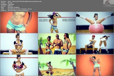 Alex P. - Belucci [2013, Hip-Hop, HD 1080p]