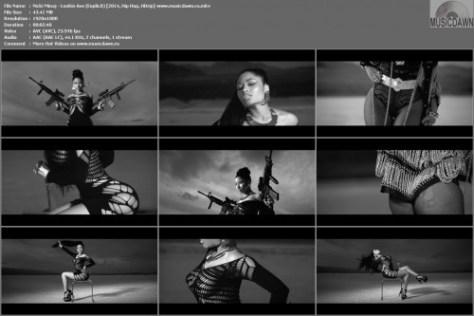 Nicki Minaj - Lookin Ass (Explicit) [2014, Hip Hop, HD 1080p]