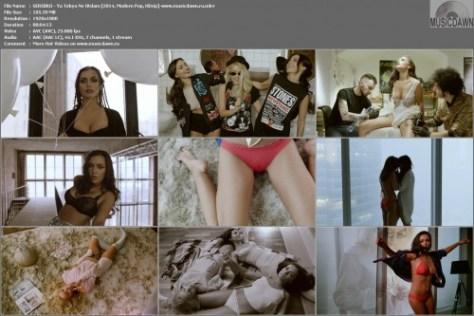 Серебро – Я тебя не отдам (2 версии) | SEREBRO – Ya Tebya Ne Otdam (2 Versions) [2014, HD 1080p] Music Video