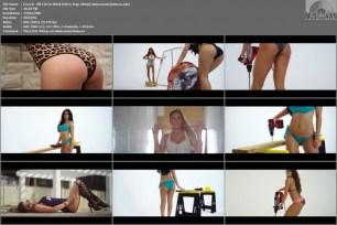 Cecy B – All I Do Is Werk [2014, HD 1080p] Music Video