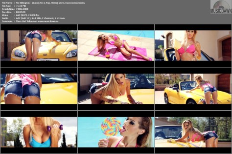 Nic Billington – Vixen [2013, HD 1080p] Music Video