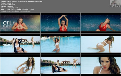 Otilia – Bilionera [2014, HD 1080p] Music Video