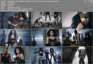 Nicki Minaj ft. Drake, Lil Wayne, Chris Brown – Only [2014, HD 1080p] Music Video