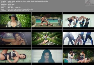 Tulisa – Living Without You [2014, HD 1080p] Music Video