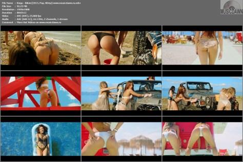 Kings – Bikini / Μπικίνι [2015, HD 1080p] Music Video