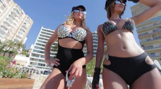 Клип Micaela Schafer - Partypolizei HD Video