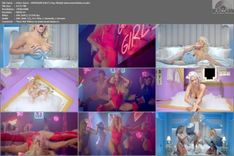 Клип Erika Jayne – XXPEN$IVE [2017, HD 1080p] Music Video