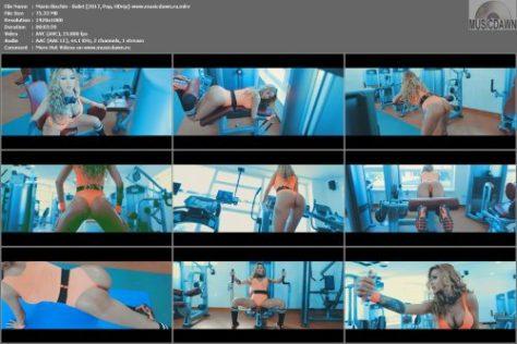 Клип Mario Bischin – Balet [2017, HD 1080p] Music Video
