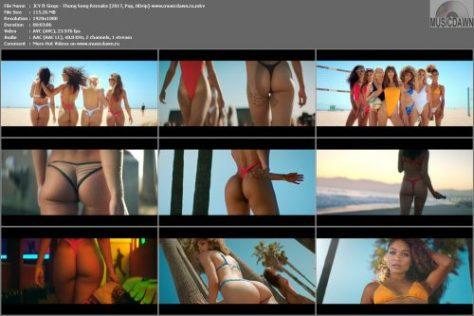 Клип JCY ft. Sisqo – Thong Song Remake [2017, HD 1080p] Music Video