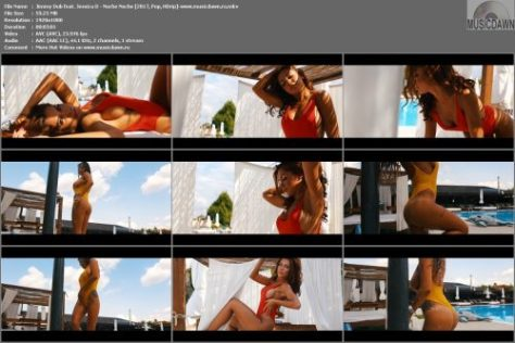 Клип Jimmy Dub feat. Jessica D – Noche Noche [2017, HD 1080p] Music Video