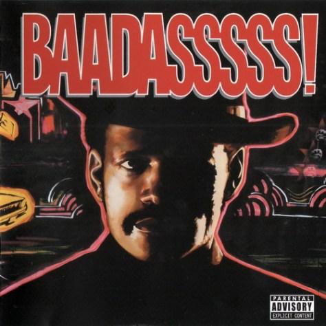 Soundtrack - Baadasssss! cover art