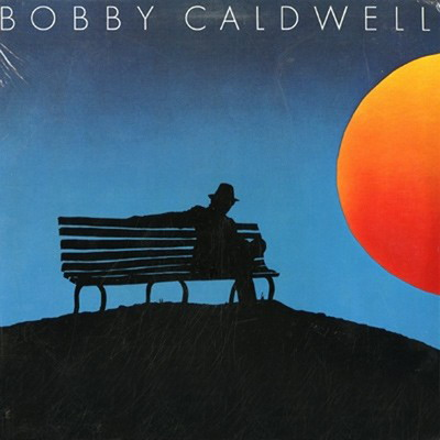 Bobby Caldwell Self-Titled LP Cover Art (Clouds) '1978