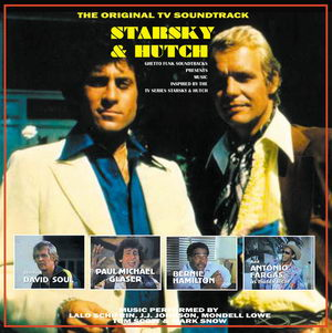 Lalo Schifrin – Starsky & Hutch TV Series (1'st Season) OST [Bootleg] '1975