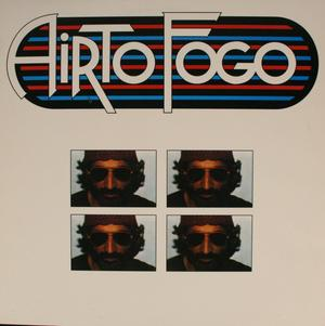 Airto Fogo - Airto Fogo 1975 LP Front Cover Art