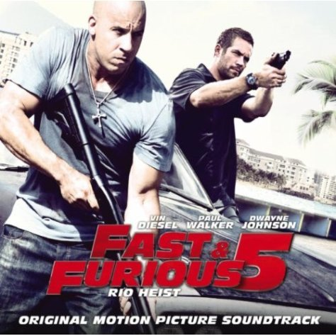 VA – Fast And Furious 5 – Rio Heist OST (aka Fast Five Soundtrack) [Universal] '2011 (Re:Up)