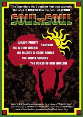 Soul to Soul DVD Front Cover