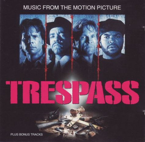 Soundtrack – Trespass – Music From The Motion Picture [Warner Bros.] '1992 (Re:Up)
