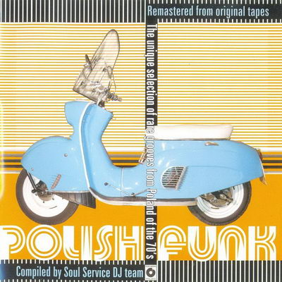 VA – Polish Funk (Compiled by Soul Service DJ Team) [Polskie Nagrania] '2007