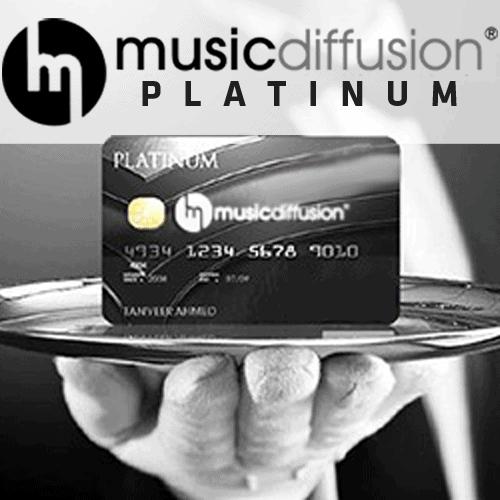MusicDiffusion Platinum Membership